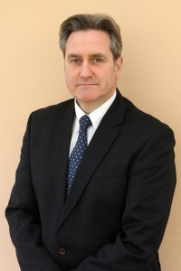 District Councillor Bryn Williams