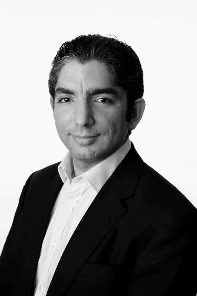 County Councillor Arash Fatemian